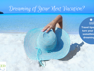Travel Tips for a Dream Vacation