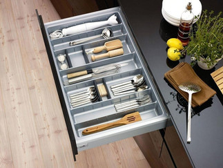The Great Divide-How to Organize Your Kitchen Drawers