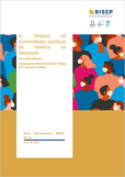 DR 13. El trabajo en plataformas digitales en tiempos de pandemia