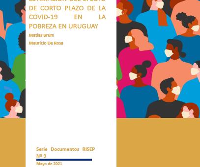 DR 9. Estimación del efecto de corto plazo de la COVID 19 en la pobreza en Uruguay