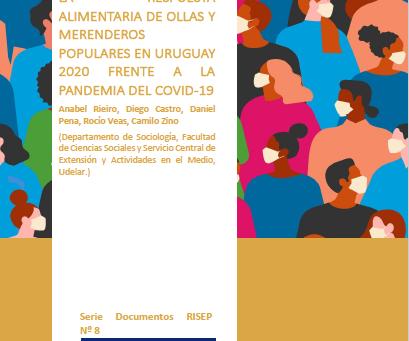 DR 8. La respuesta alimentaria de ollas y merenderos populares en Uruguay 2020