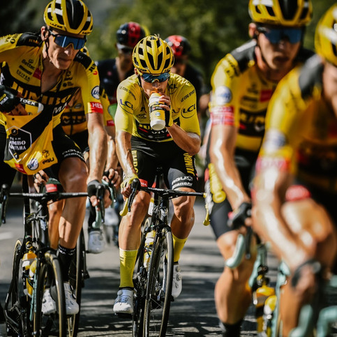 Jumbo-Visma uses CORE in 2020 Tour de France