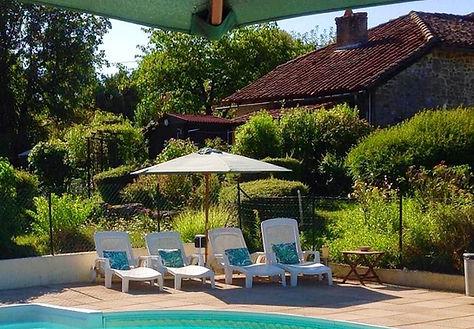 Domaine Charente 2018 - zwembad nieuw me