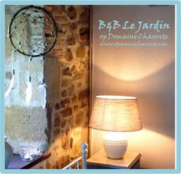 Le Jardin - B&B Familiekamer