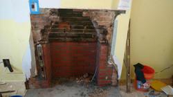 mason to repair chimney