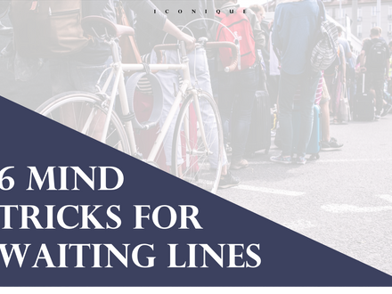 6 Mind Tricks For The Next Time You're Stuck Queuing In A Waiting Line