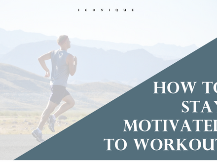 4 Mind Tricks To Keep You Motivated For Your Next Work Out