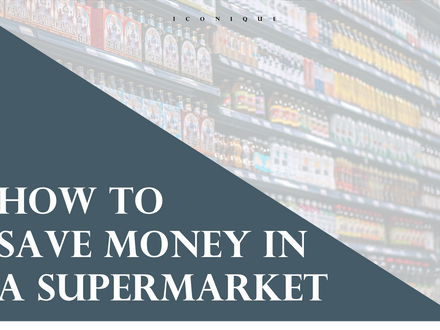 How To Save Money In A Supermarket