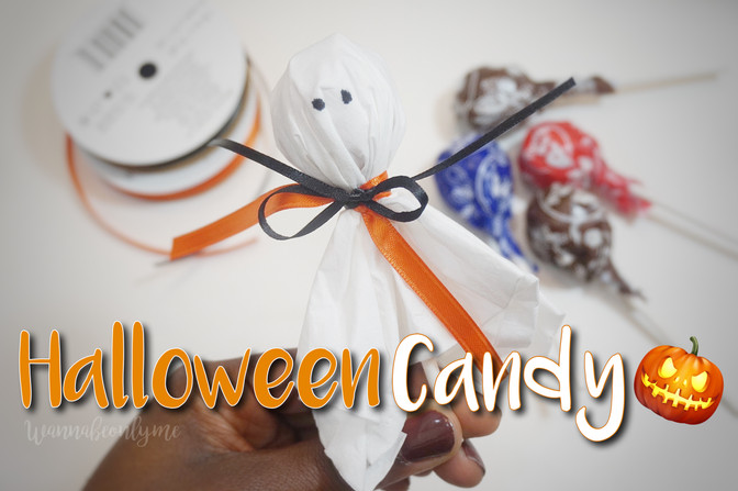 DIY HALLOWEEN CANDY FOR KIDS