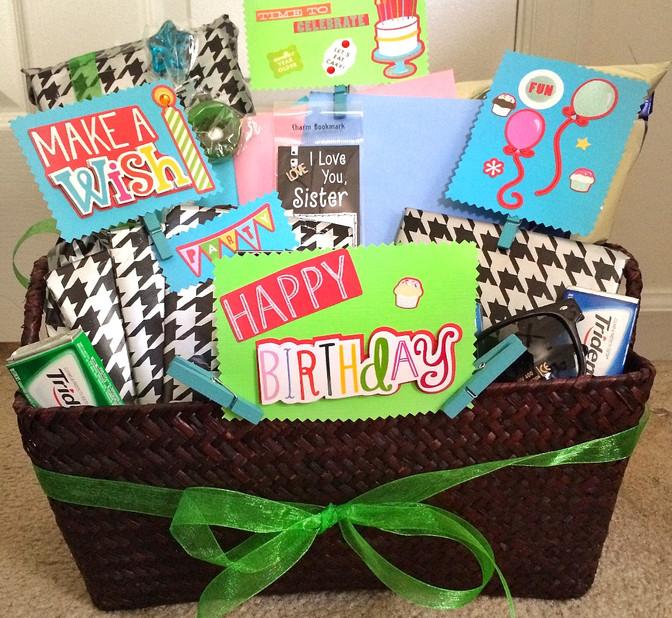 DIY: Gift Baskets