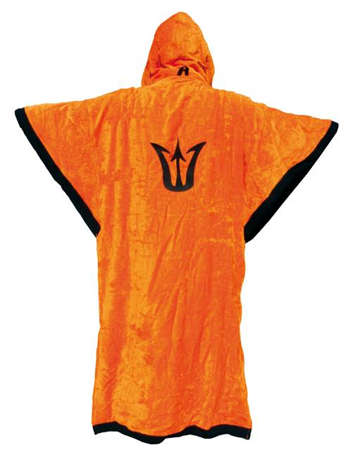 Poncho laranja