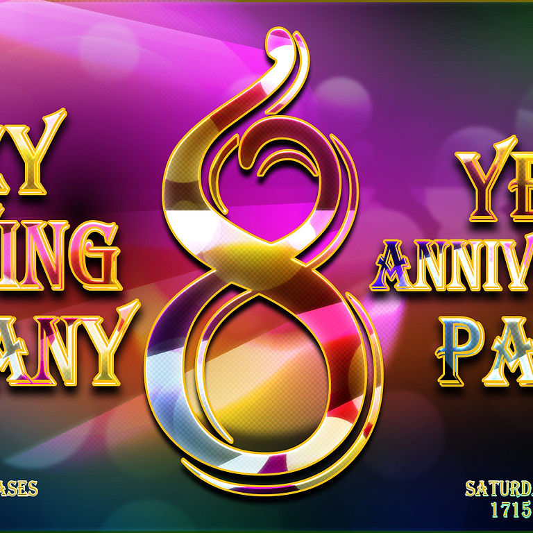 Isley Brewing Company's 8 Year Anniversary Party