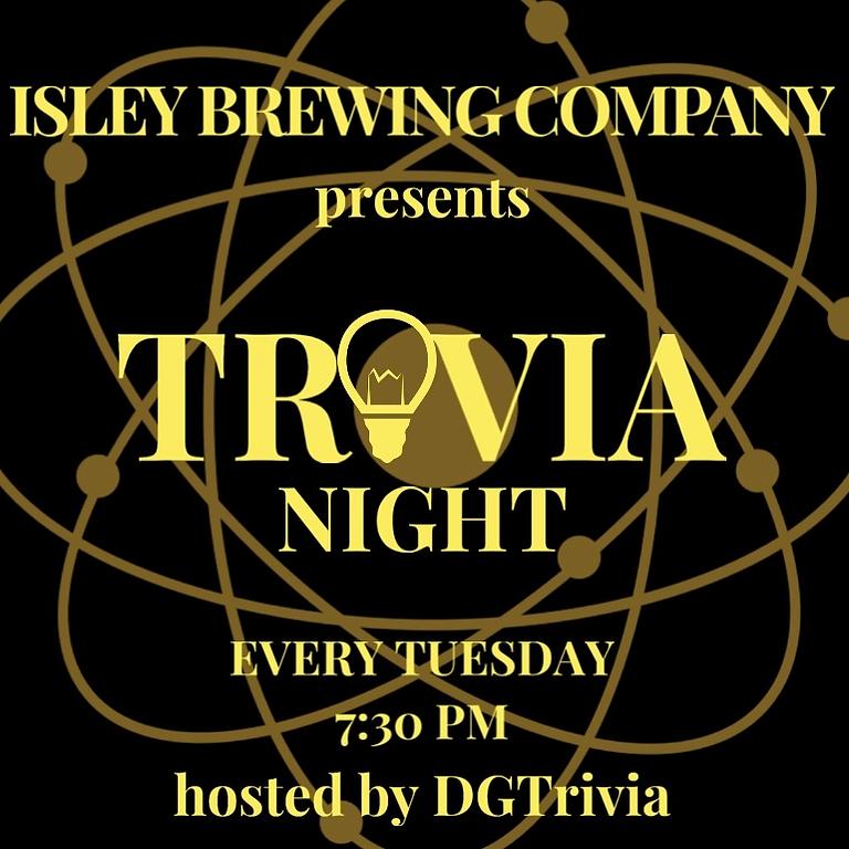 Trivia Night at Isley Brewing Company
