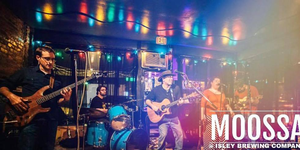 LIVE MUSIC: Moossa