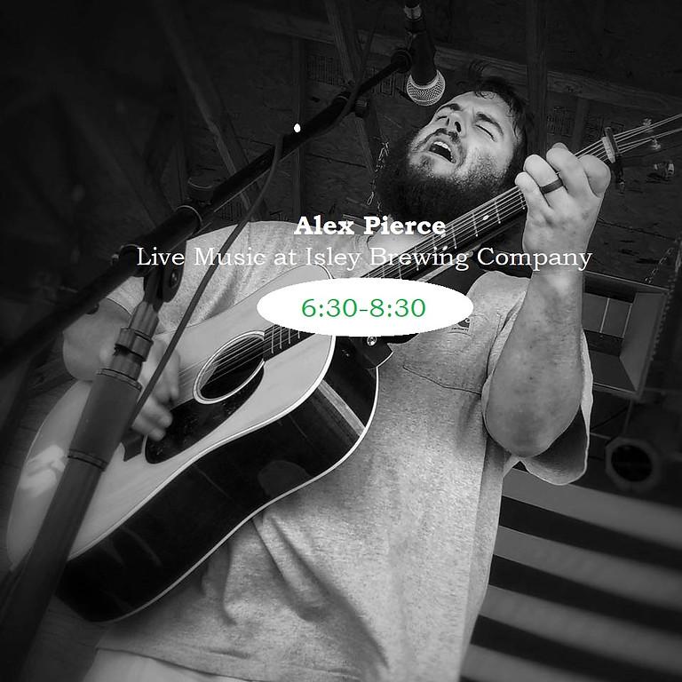 Free Live Music: Alex Pierce