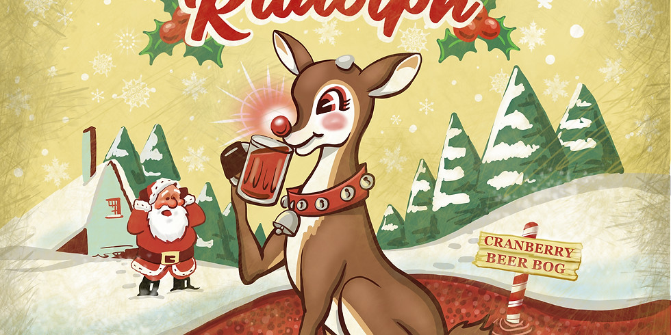 Rudolph the Red Ale Reinbeer Cans Available!