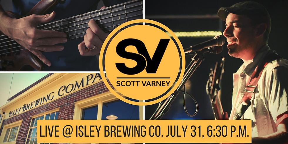 Free Live Music: Scott Varney