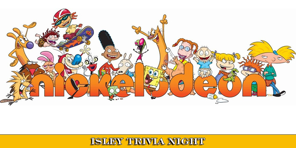 Isley Trivia Night: Nickelodeon