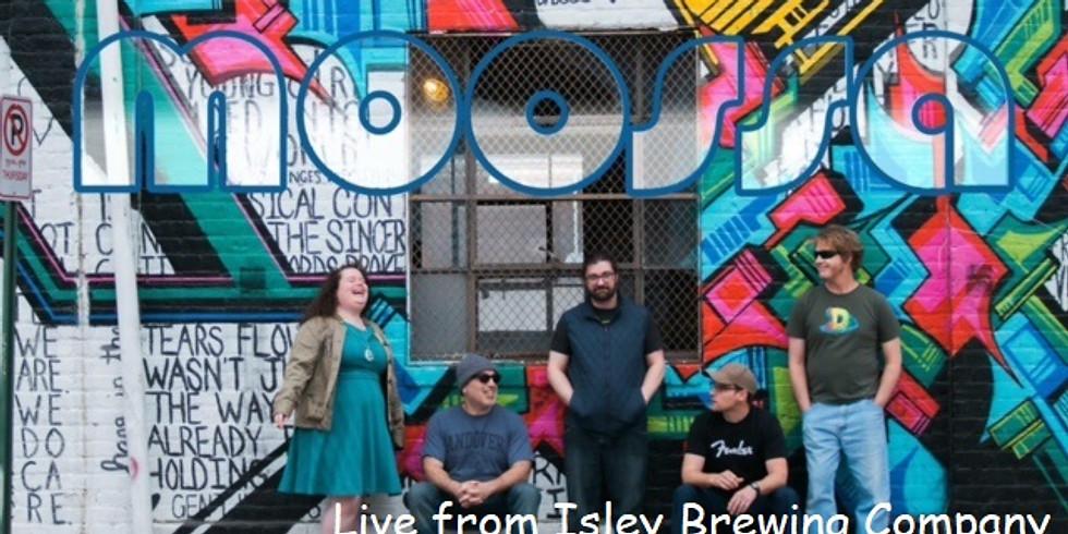 Free Live Music: Moossa