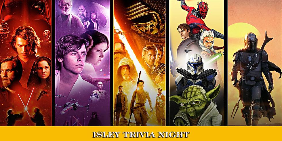 Isley Trivia Night: Star Wars