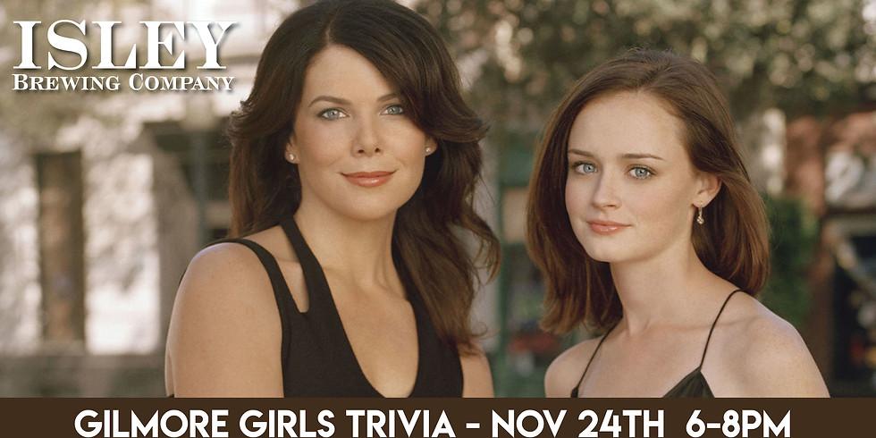 Gilmore Girls Trivia Night