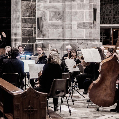 Galway strings sounding glorious - by Adrian Paterson