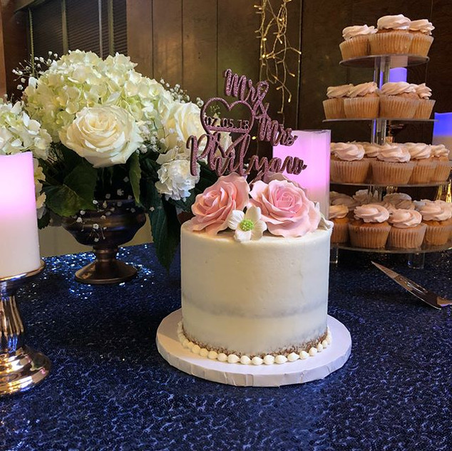 😍What an amazing wedding setup we did!
