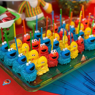Lil Gary's First Birthday Party! ._._._.