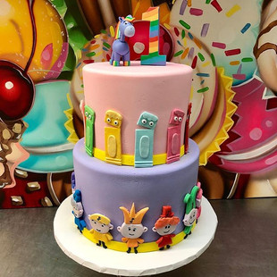 NOTEKINS CAKE ❤️❤️#bestinthebay #bayarea