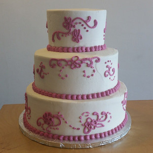A Beautiful Cake done this past weekend!