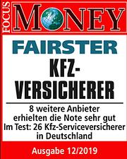 fairster KFZ Versicherer
