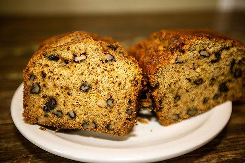 Vegan Zucchini Bread Loaf