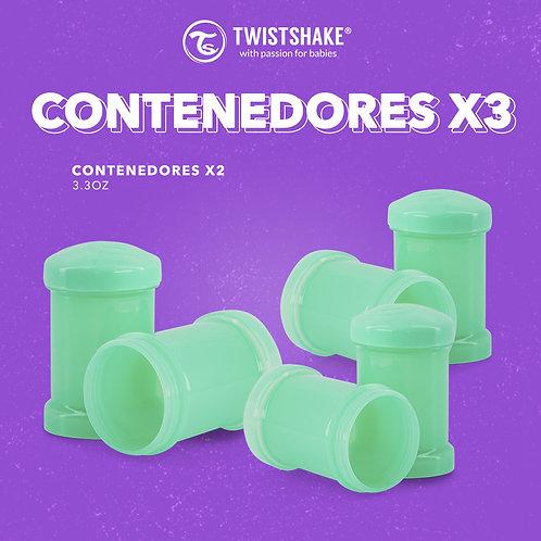 CONTENEDORES X3
