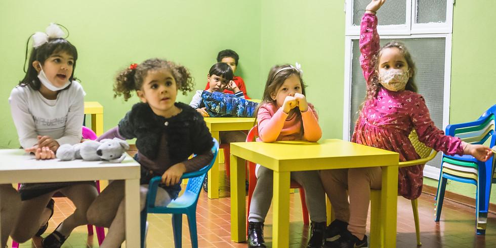 Bambini SERA - DA 4 A 6 ANNI  03 Gennaio