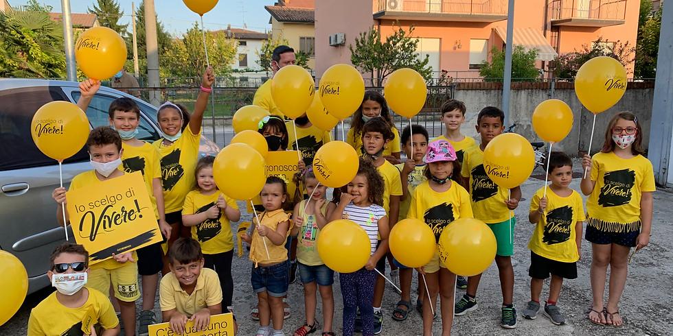 Culto dei Bambini - SERA (07 a 10 anni)