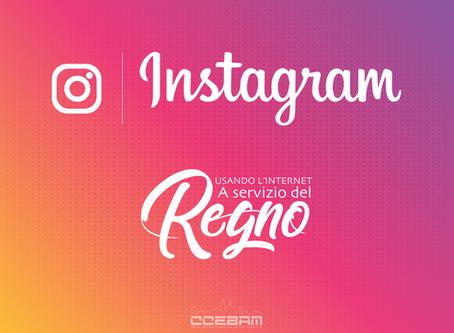 Imparando ad usare Instagram
