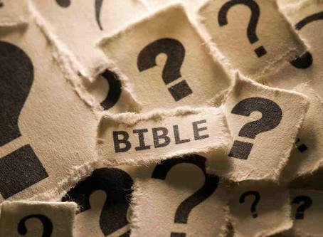 Curiosità Bibliche