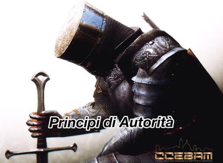 Principi di Autorità