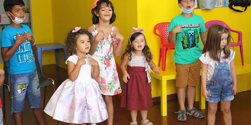 Bambini MATTINA - DA 3 A 6 ANNI (06 Dicembre)
