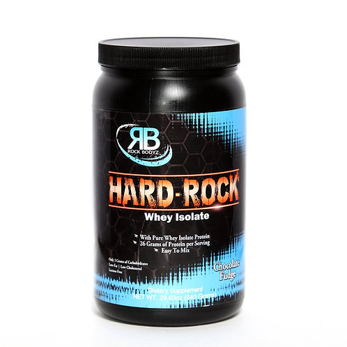 Hard-Rock - Whey Protein Isolate