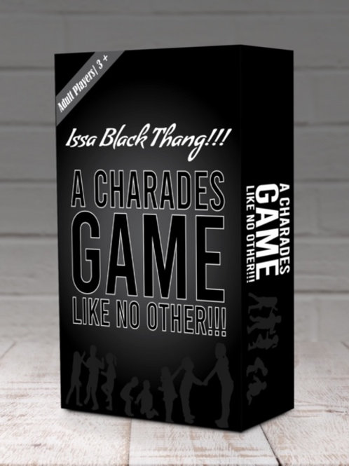 The Original IBT Charades Game