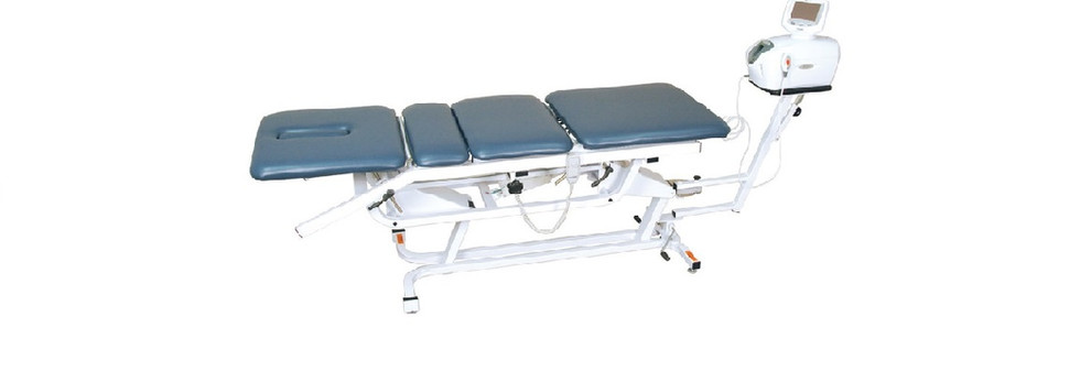 頸椎、腰椎牽引 Spinal traction