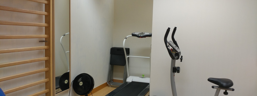 健體區 Exercise Area