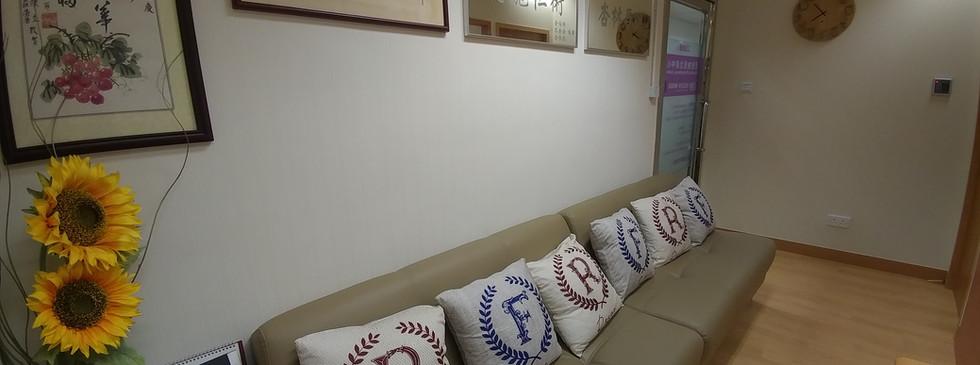 候診室 Waiting Area