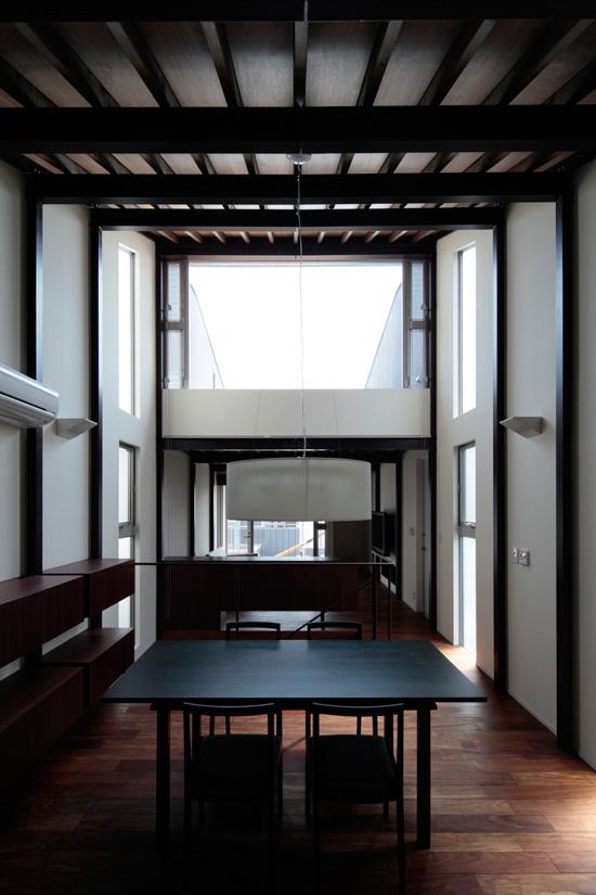 2011 WOOD × STEEL HOUSE恵比寿の住宅06