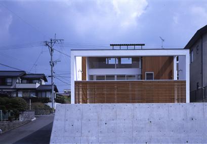 2006 自由が丘の住宅(omr)03