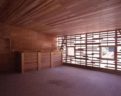 2002 上野焼の工房・住宅(wrr)05