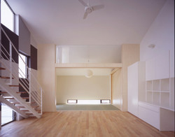 2008 相生町の写真スタジオ+2世帯住宅06