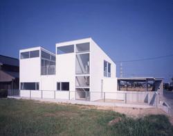 2001 青葉台の住宅(wtr)01