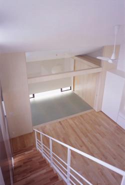 2008 相生町の写真スタジオ+2世帯住宅08